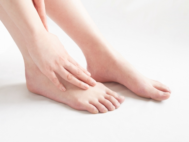 仙台市青葉区で外反母趾に筋膜を治療する整体