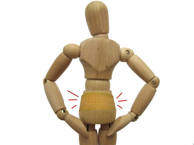 仙台市青葉区で仙腸関節からの腰痛に筋膜を治療する整体