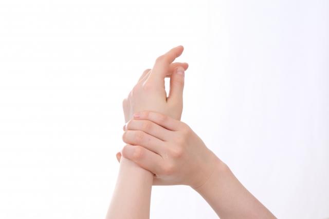 仙台市青葉区で手首の痛みに筋膜を治療する整体
