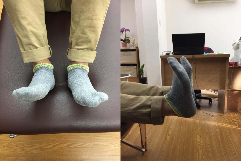 仙台市青葉区でアキレス腱の痛みに筋膜を治療する整体