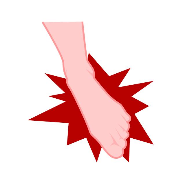 仙台市青葉区で足底腱膜炎の治療に筋膜を治療する整体