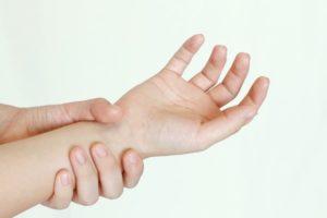 仙台市青葉区で手首の痛みに筋膜を施術する整体