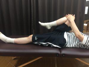 仙台の整体で股関節に筋膜を施術するルーツ
